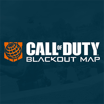 Blackout Interactive Map