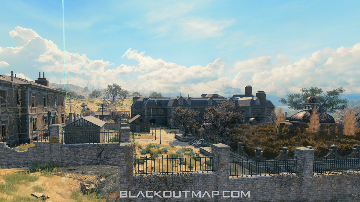 Blackout Interactive Map - Asylum - Map Location