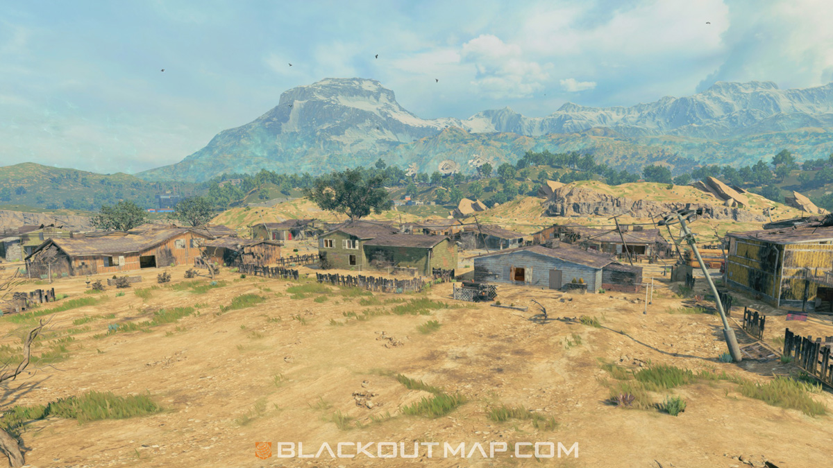 Blackout Interactive Map - Nuketown Island - Map Location