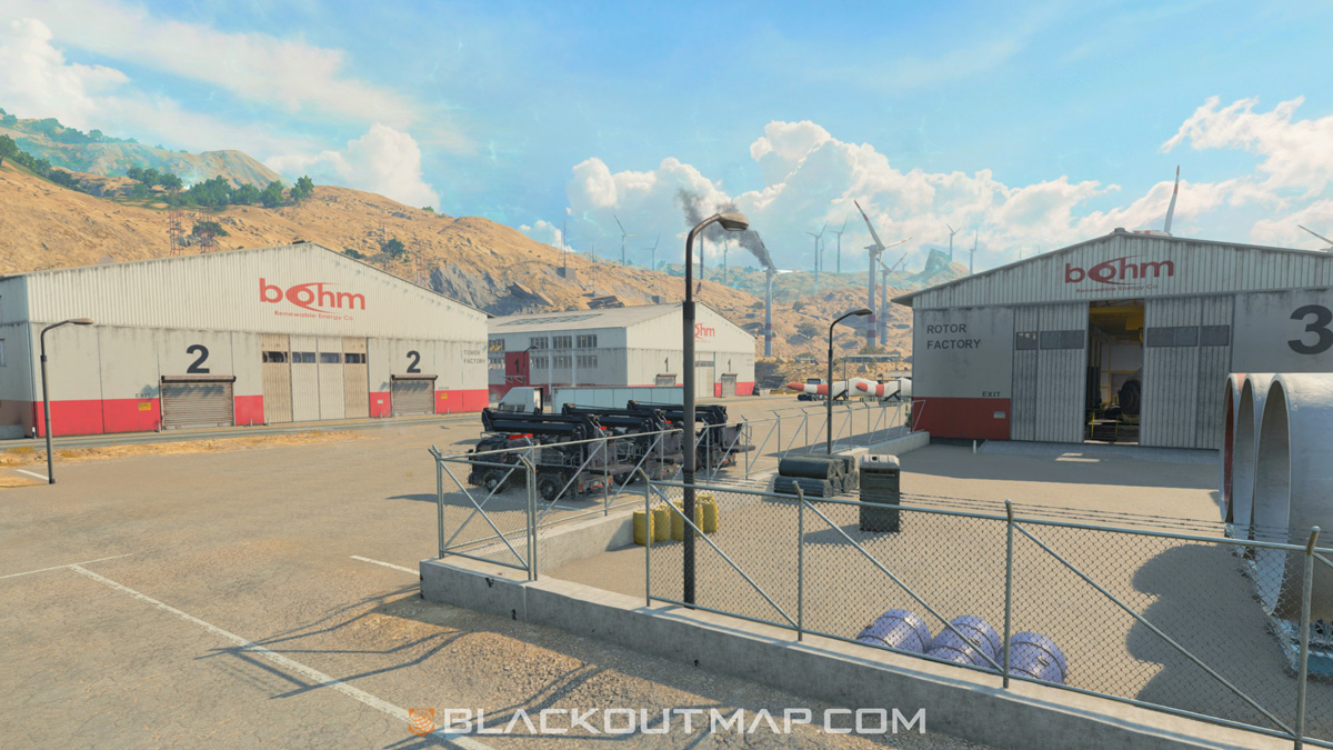 Blackout Interactive Map - Turbine - Map Location