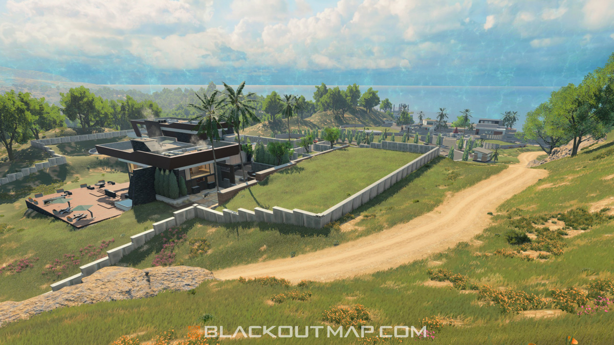 Blackout Interactive Map - Estates - Map Location