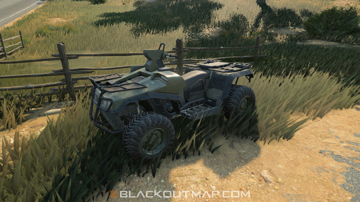 Blackout Interactive Map - ATV - Grid G5 - #3