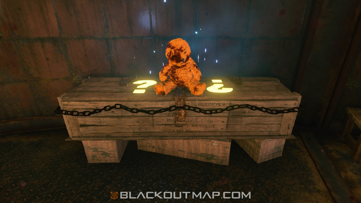 Blackout Interactive Map - Mystery Box - Asylum