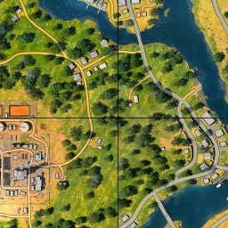 Blackout Interactive Map - Cargo Docks - Map Location on